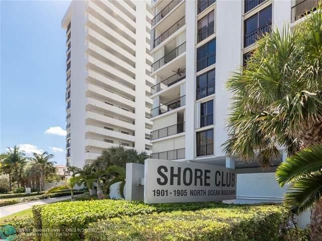 1901 N Ocean Blvd 11C, Fort Lauderdale, FL 33305 (#F10244644) :: Posh Properties