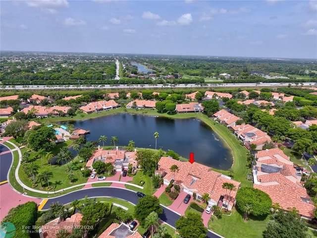 22528 E Meridiana Dr #22528, Boca Raton, FL 33433 (MLS #F10244676) :: Berkshire Hathaway HomeServices EWM Realty