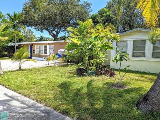320 SW 21st St, Fort Lauderdale, FL 33315 (MLS #F10244753) :: Berkshire Hathaway HomeServices EWM Realty