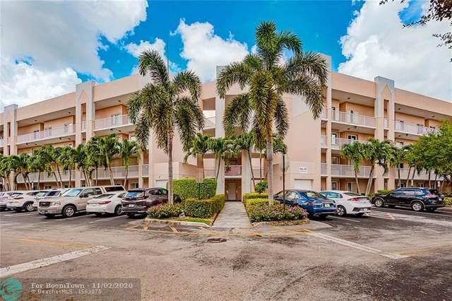 2541 N Nob Hill Rd #304, Sunrise, FL 33322 (MLS #F10244756) :: Castelli Real Estate Services