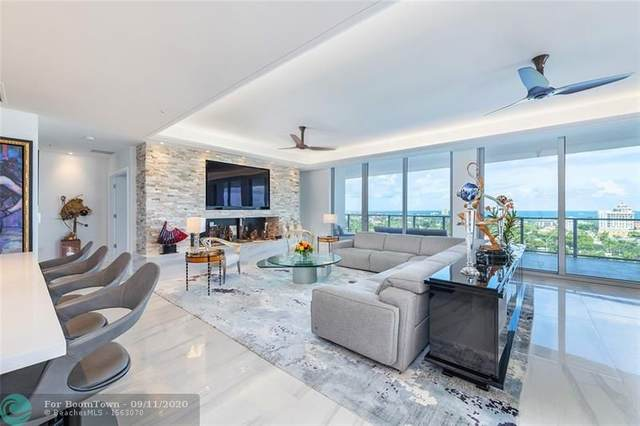 1180 N Federal Hwy Ph 1608, Fort Lauderdale, FL 33304 (MLS #F10244764) :: Green Realty Properties