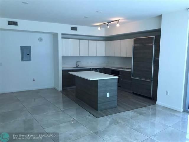 1100 S Miami Ave #1710, Miami, FL 33130 (MLS #F10244832) :: Patty Accorto Team