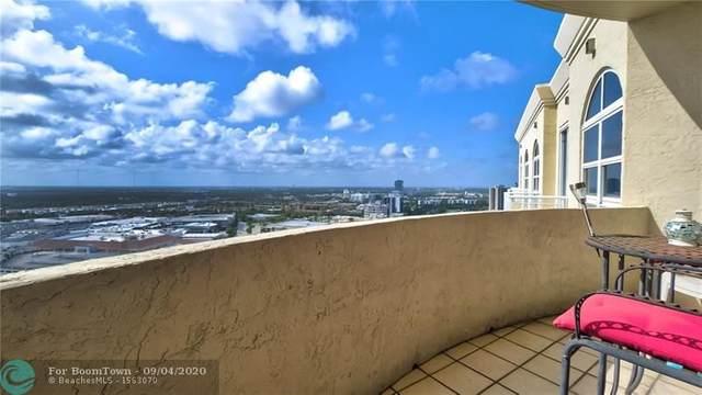 19501 W Country Club Dr Ts07, Aventura, FL 33180 (MLS #F10244861) :: Berkshire Hathaway HomeServices EWM Realty