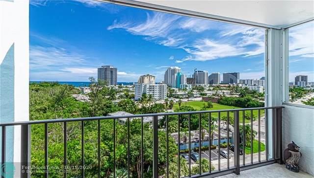 777 Bayshore Drive #905, Fort Lauderdale, FL 33304 (#F10244952) :: Signature International Real Estate