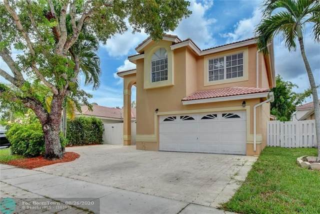 13441 NW 5th Ct, Plantation, FL 33325 (MLS #F10245048) :: Laurie Finkelstein Reader Team
