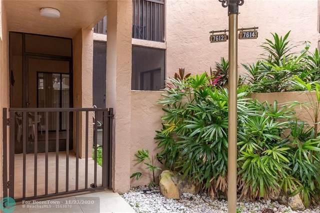 7612 SW Fairfax Dr #107, Tamarac, FL 33321 (#F10245138) :: Posh Properties