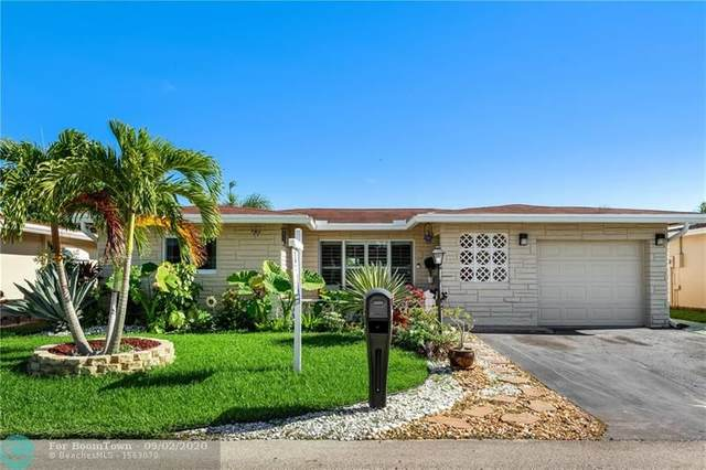 1120 NW 48th Pl, Deerfield Beach, FL 33064 (MLS #F10245393) :: Green Realty Properties