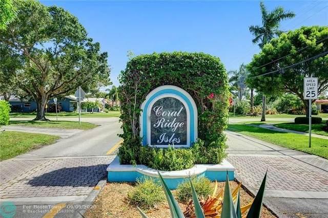 1721 NE 59th Ct, Fort Lauderdale, FL 33334 (#F10245618) :: Ryan Jennings Group