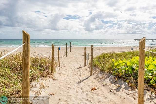 333 NE 21st Ave #204, Deerfield Beach, FL 33441 (MLS #F10245771) :: Berkshire Hathaway HomeServices EWM Realty