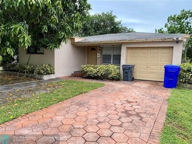 2926 Monroe St, Hollywood, FL 33020 (MLS #F10245832) :: Berkshire Hathaway HomeServices EWM Realty