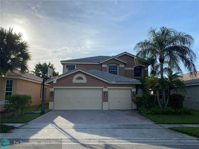5363 NW 120th Ave, Coral Springs, FL 33076 (MLS #F10246002) :: Berkshire Hathaway HomeServices EWM Realty