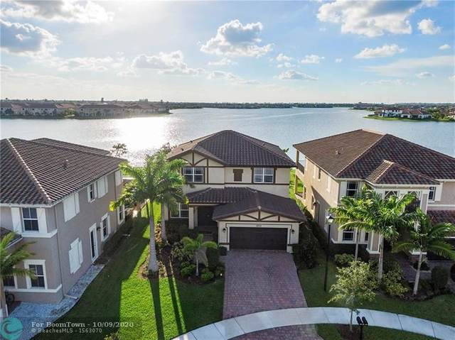 8581 Miralago Way, Parkland, FL 33076 (MLS #F10246262) :: Miami Villa Group