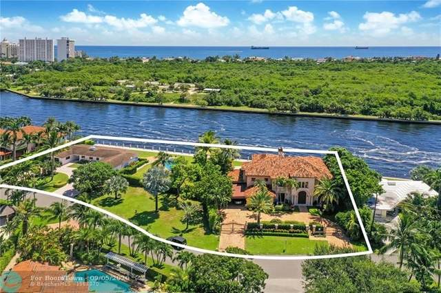 1918 Intracoastal Dr, Fort Lauderdale, FL 33305 (MLS #F10246419) :: Berkshire Hathaway HomeServices EWM Realty