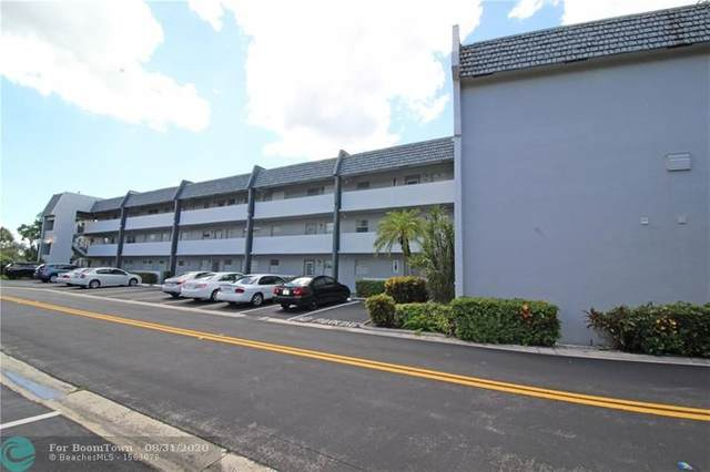 7867 Golf Circle Dr #306, Margate, FL 33063 (#F10246500) :: Posh Properties