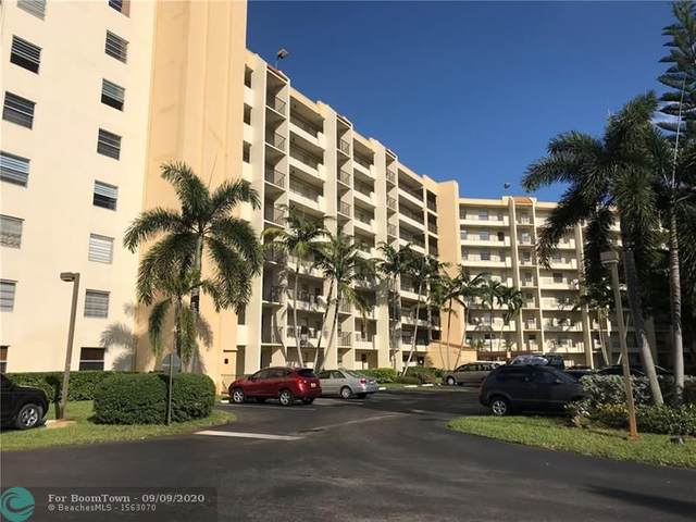 3940 Inverrary Blvd #502, Lauderhill, FL 33319 (MLS #F10246626) :: Berkshire Hathaway HomeServices EWM Realty