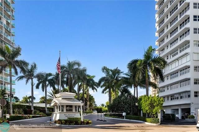 2100 S Ocean Ln #2205, Fort Lauderdale, FL 33316 (MLS #F10246635) :: Berkshire Hathaway HomeServices EWM Realty