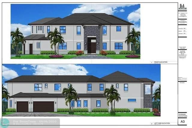 12248 NW 69th Ct, Parkland, FL 33076 (#F10246797) :: Signature International Real Estate