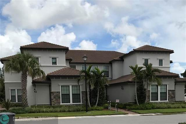 9125 Passiflora Way #102, Boca Raton, FL 33428 (MLS #F10246907) :: Berkshire Hathaway HomeServices EWM Realty