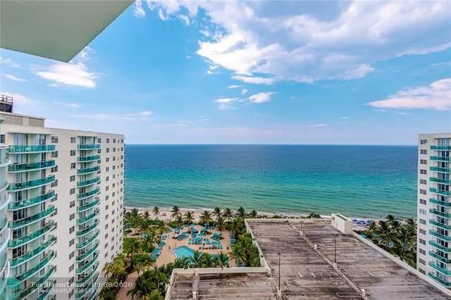 3801 S Ocean Dr Ph16-O, Hollywood, FL 33019 (#F10246925) :: Baron Real Estate