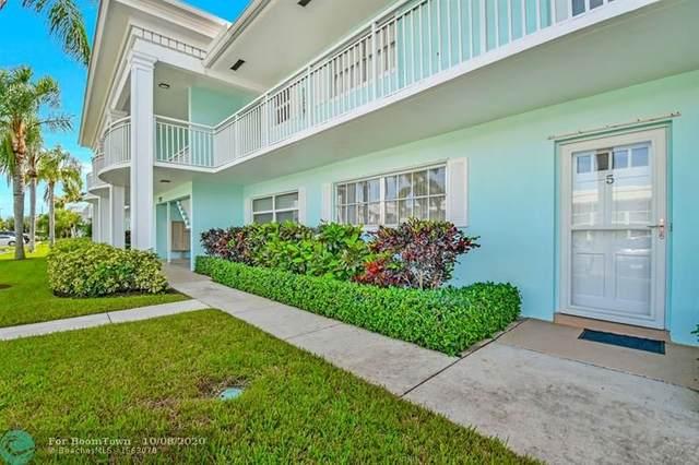 2330 NE 36th St #5, Lighthouse Point, FL 33064 (MLS #F10247021) :: Castelli Real Estate Services