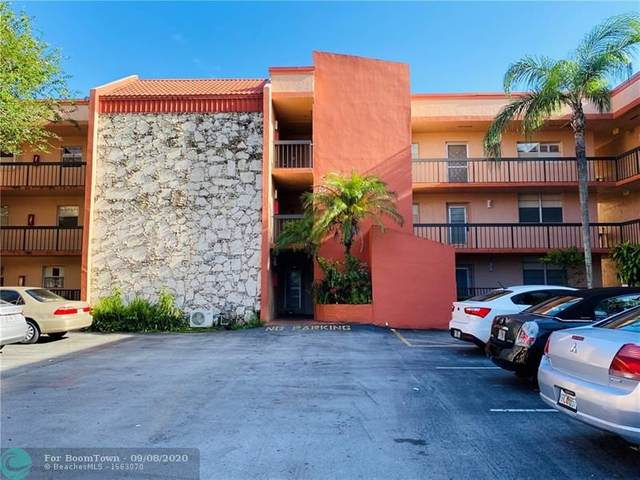 3090 Holiday Springs Blvd #204, Margate, FL 33063 (MLS #F10247056) :: Green Realty Properties