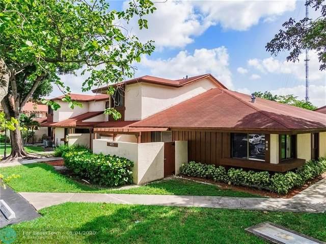 605 NW 210th St 103-26, Miami Gardens, FL 33169 (MLS #F10247294) :: Berkshire Hathaway HomeServices EWM Realty