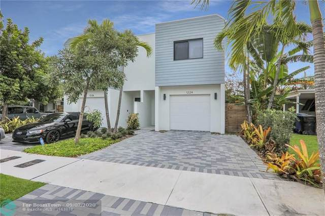 1224 NE 11th Ave #1224, Fort Lauderdale, FL 33304 (MLS #F10247463) :: THE BANNON GROUP at RE/MAX CONSULTANTS REALTY I