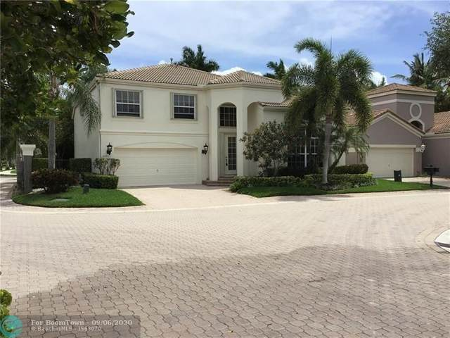 6498 NW 42nd Way, Boca Raton, FL 33496 (MLS #F10247591) :: Berkshire Hathaway HomeServices EWM Realty