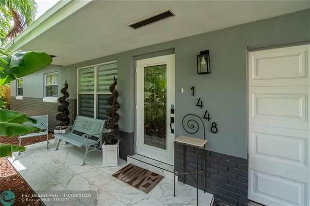1448 SW 10th St, Fort Lauderdale, FL 33312 (MLS #F10247750) :: Berkshire Hathaway HomeServices EWM Realty
