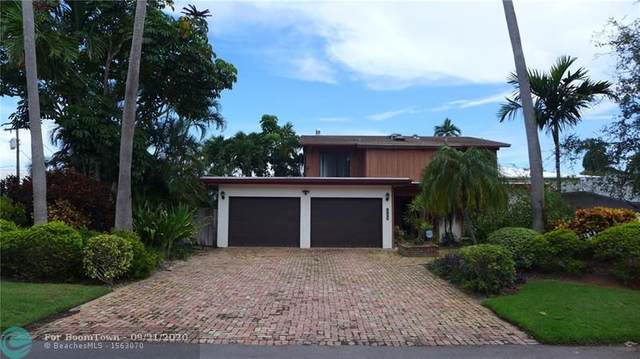 600 N Victoria Terrace, Fort Lauderdale, FL 33304 (#F10248330) :: Posh Properties