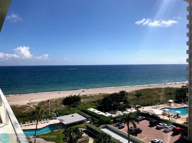 1850 S Ocean Blvd #905, Lauderdale By The Sea, FL 33062 (#F10248548) :: Ryan Jennings Group