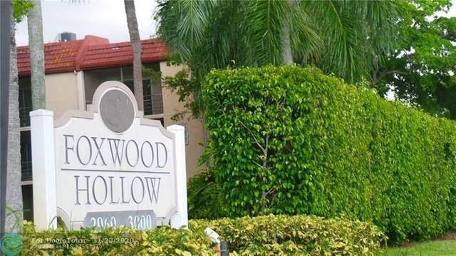 2980 Riverside 129-3, Coral Springs, FL 33065 (#F10248613) :: Posh Properties