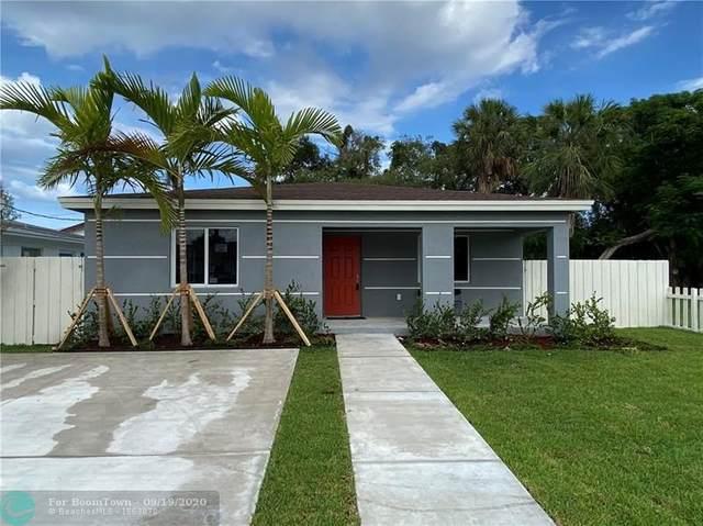 606 NW 3 Avenue, Pompano Beach, FL 33060 (MLS #F10248747) :: Berkshire Hathaway HomeServices EWM Realty