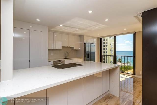 1905 N Ocean Blvd 8B, Fort Lauderdale, FL 33305 (#F10248816) :: Posh Properties