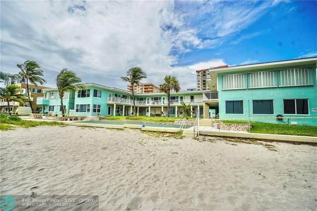 1504 S Surf Rd #52, Hollywood, FL 33019 (MLS #F10248834) :: Berkshire Hathaway HomeServices EWM Realty