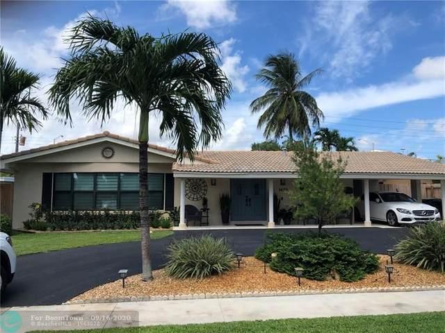 1433 NE 60th St, Fort Lauderdale, FL 33334 (#F10249004) :: Ryan Jennings Group