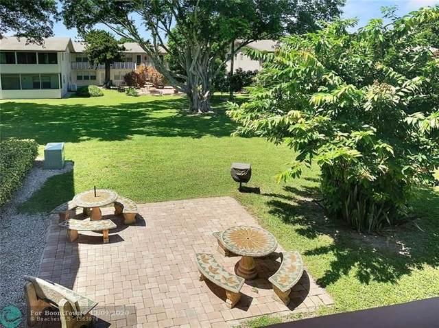 436 Chatham U U, West Palm Beach, FL 33417 (MLS #F10249028) :: Berkshire Hathaway HomeServices EWM Realty