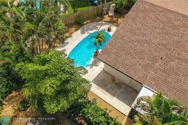 9311 NW 32nd Mnr, Sunrise, FL 33351 (MLS #F10249176) :: Berkshire Hathaway HomeServices EWM Realty