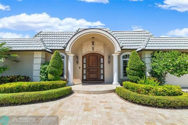 3761 NE 25th Ave, Lighthouse Point, FL 33064 (MLS #F10249229) :: Castelli Real Estate Services