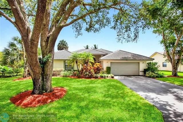 5457 NW 88th Way, Coral Springs, FL 33067 (MLS #F10249334) :: Berkshire Hathaway HomeServices EWM Realty