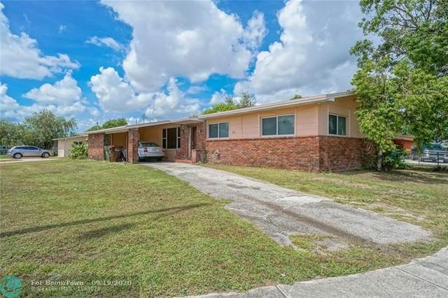 911 W 53rd St, Hialeah, FL 33012 (MLS #F10249388) :: Berkshire Hathaway HomeServices EWM Realty