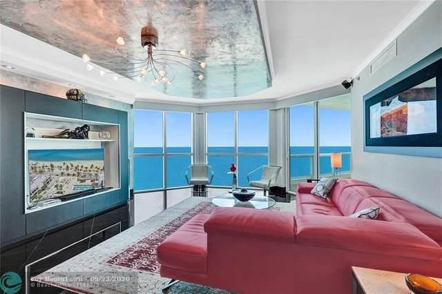 101 S Fort Lauderdale Beach Blvd #2302, Fort Lauderdale, FL 33316 (MLS #F10249550) :: Castelli Real Estate Services
