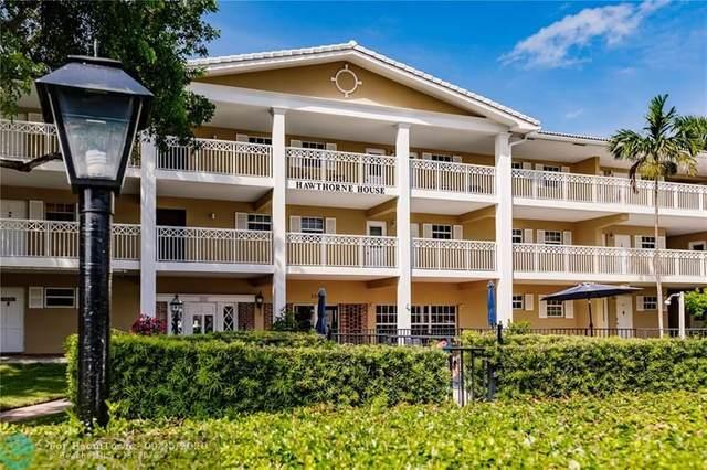 3201 NE 29th St #204, Fort Lauderdale, FL 33308 (MLS #F10249558) :: Berkshire Hathaway HomeServices EWM Realty