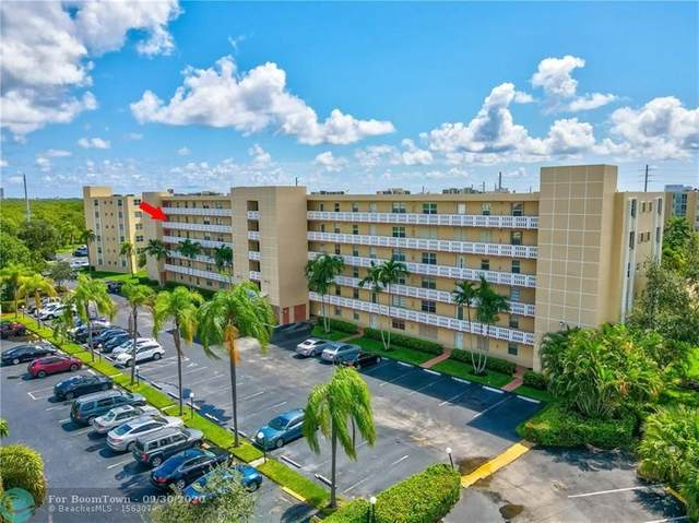 401 SE 3rd St #501, Dania Beach, FL 33004 (MLS #F10249964) :: Berkshire Hathaway HomeServices EWM Realty