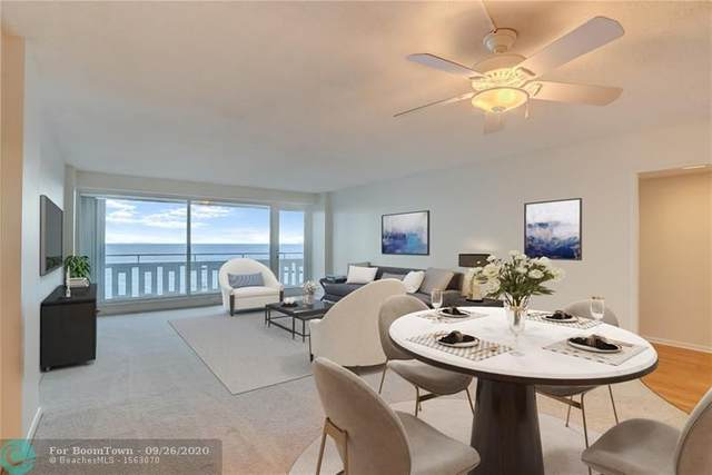 2000 S Ocean Dr #1502, Fort Lauderdale, FL 33316 (#F10250009) :: Signature International Real Estate
