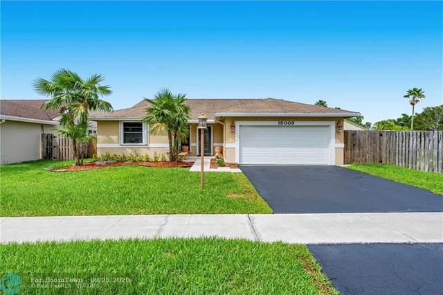 15009 SW 13th Pl, Sunrise, FL 33326 (MLS #F10250024) :: Green Realty Properties