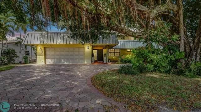 1811 NE 23rd Ave, Fort Lauderdale, FL 33305 (MLS #F10250073) :: Berkshire Hathaway HomeServices EWM Realty