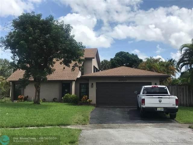 4000 NW 93rd Ave, Sunrise, FL 33351 (MLS #F10250107) :: Berkshire Hathaway HomeServices EWM Realty