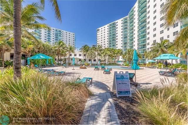 3801 S Ocean Dr. 2X, Hollywood, FL 33019 (MLS #F10250164) :: Berkshire Hathaway HomeServices EWM Realty