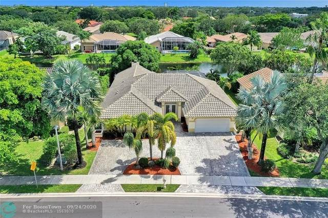 4811 NW 96th Dr, Coral Springs, FL 33076 (MLS #F10250181) :: GK Realty Group LLC